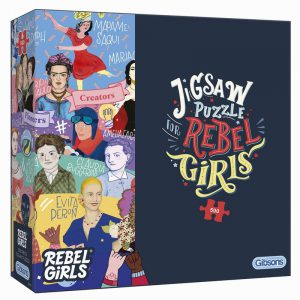 Rebel Girls 500PC PUZZLE