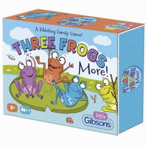 THREE FROGS MORE GAME