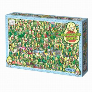 AVOCADO 250XL PUZZLE