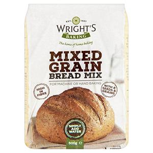 Mixed Grain Bread Mix 500g