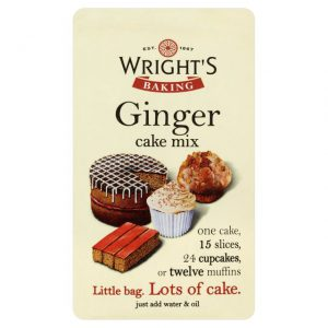 Wrights Ginger Cake Mix 500g