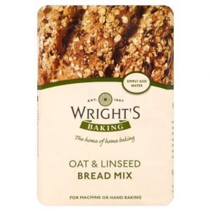 Oat& lineseed Bread mix 500g