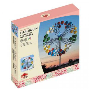 Harlequin Wind Spinner