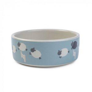 Counting Sheep Ceramic Bowl – 12cm