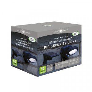 PIR Wall Spotlight 50L