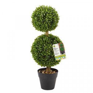 Duo Topiary Tree 60 cm