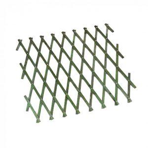 Heavy Duty Expanding Trellis – Green 1.8 x 1.2m