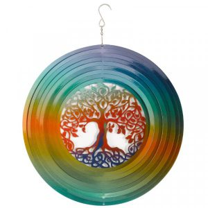 Flamboya Tree Spinner 30cm