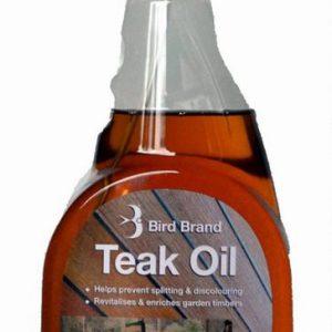 Teak Oil 500ml Trigger Spray