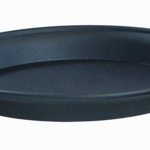 21cm (8.25″) Multi-Purpose Saucer Black