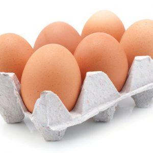 Half Dozen Large Eggs