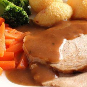Roast Turkey Sunday Lunch