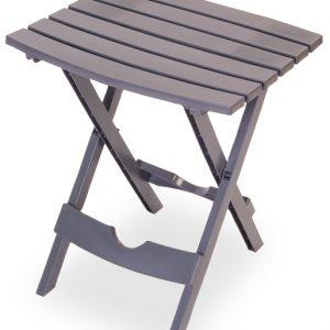 Fleetwood slatted side table