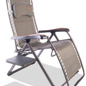 Naples Pro relax XL chair with table