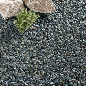 Bulk Bag Forest Green Chippings