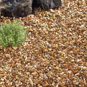 Bulk Bag Golden Gravel
