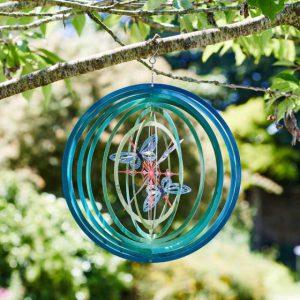 Butterfly Fantasy Spinner 12in