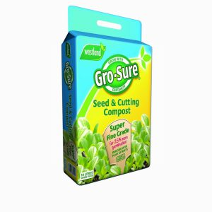 Gro-Sure Seed & Cutting Compost Pouch 10L