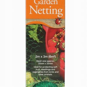 2m x 3m Garden Netting Green