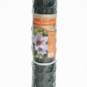 1m x 5m Green Plastic Garden Mesh 50mm