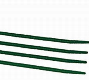 Green 8″ cable Ties