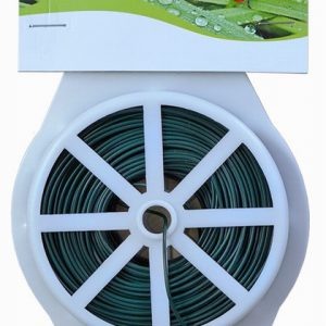 50m GARDEN WIRE GREEN 1.2mm