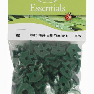 Twist Clips with Washers