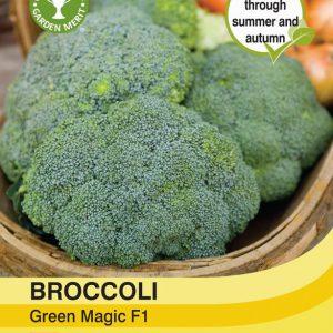 Broccoli Green Magic F1 Hybrid